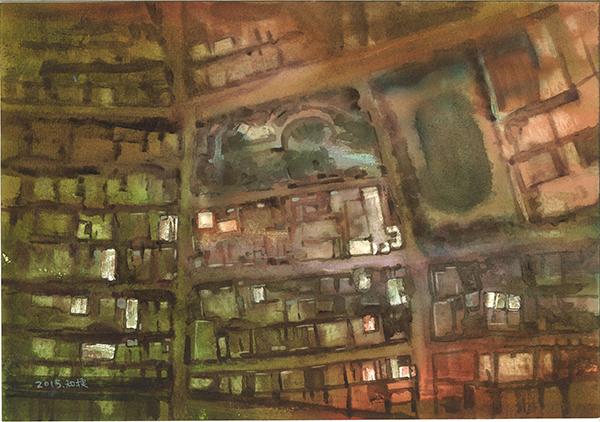 許和捷-地圖意象攝影檔